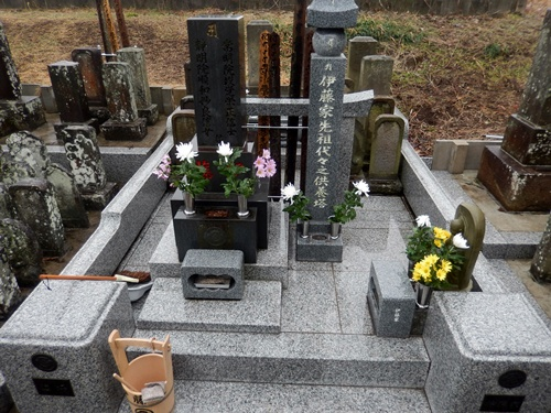 2014.3.5 新墓 (翌日) 024