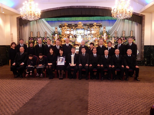 2014.3.4 お葬式 (玉泉院) 016