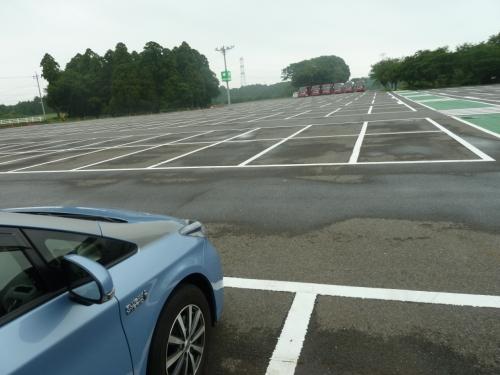 21駐車場