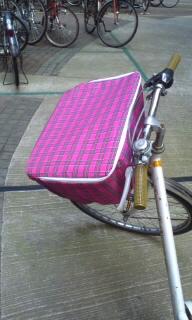 自転車カバー1
