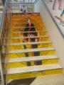 アニメイト池袋の階段