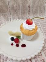 カップケーキの小物入れ画像