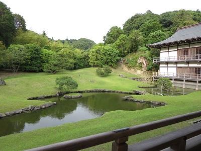 建長寺 庭園