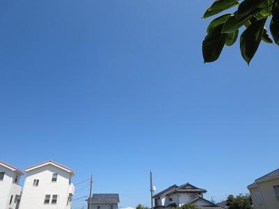 2014年8月6日の空