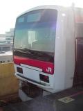 E331系 新木場にて