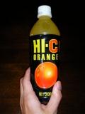 コカコーラ HI-C オレンジ