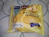 Pasco ホイップメロンパンミルクカスタード