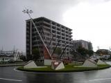 JR直江津駅 マスト(南口)