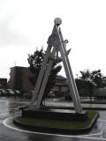 JR直江津駅 イカリの時計台