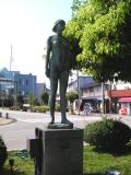 JR入善駅 秋