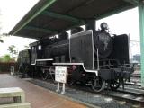 JR多度津駅 8620形58685号機