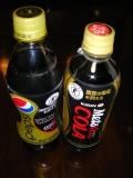 トクホのコーラ比較1