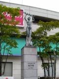 JR苫小牧駅 緑の環