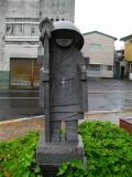 JR善通寺駅 お遍路像