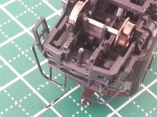 EF10 カプラー交換1