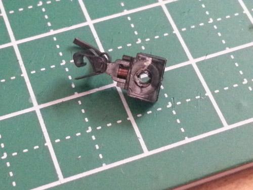 ED75カプラー交換3