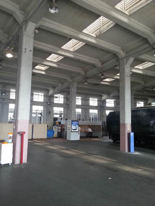 梅小路蒸気機関車館9