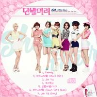 AOA 1stミニアルバム(韓国盤)
