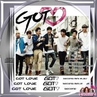 GOT7 GOT7 2nd Mini Album GOT LOVE