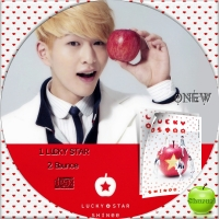 SHINee LUCKY STAR (通常盤)ONEW