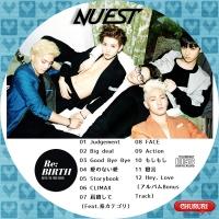 NU'EST(ニューイスト) -REBIRTH12曲
