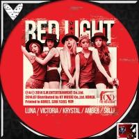 F(x) 3集 RED LIGHT (韓国盤)☆汎用