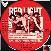 F(x) 3集 RED LIGHT (韓国盤)☆