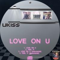 U-KISS LOVE ON U4曲