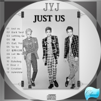JYJ - 正規2集 JUST US☆