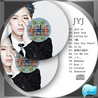 JYJ - 正規2集 JUST USユチョン