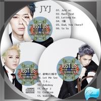 JYJ - 正規2集 JUST US3人