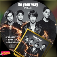 CNBLUE Go your way (通常盤)