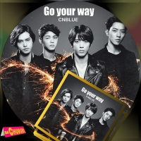 CNBLUE Go your way (通常盤)汎用