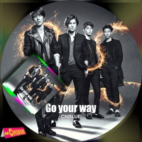 Go your way (初回限定盤A)汎用