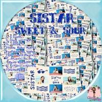 Sistar スペシャル 2014 - Sweet Sour (韓国盤)