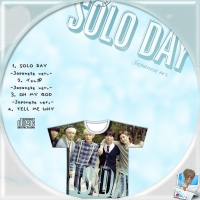 SOLO DAY-Japanese ver通常盤★