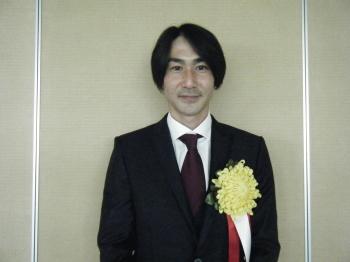 140225関地協表彰・福田厩務員