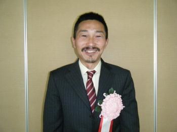 140225関地協表彰・島田厩務員