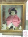 人形の名前はメリーちゃん