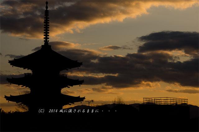 2014年 京都・東山花灯路1