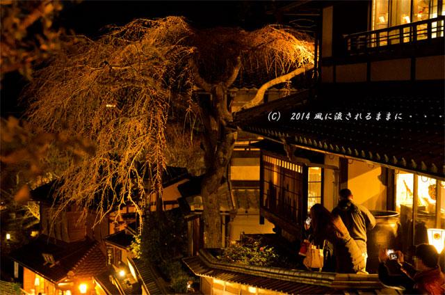 2014年 京都・東山花灯路4