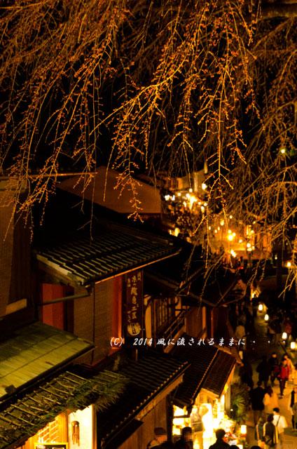 2014年 京都・東山花灯路5