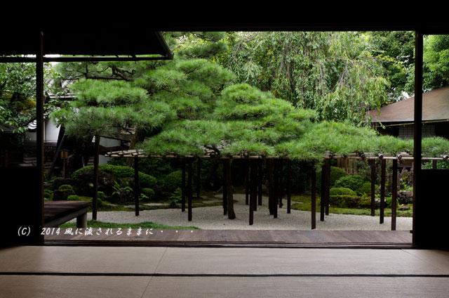 2014年8月 京都・島原 角屋(すみや)6