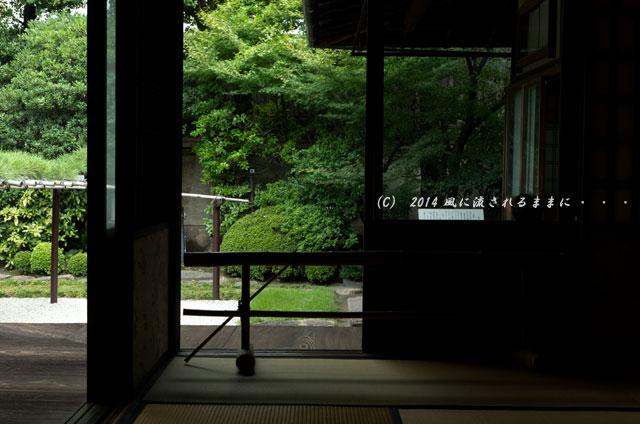 2014年8月 京都・島原 角屋(すみや)9
