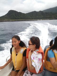 浜遊びモーターボート2