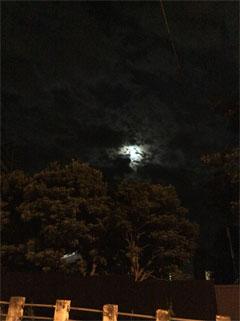 6月の満月