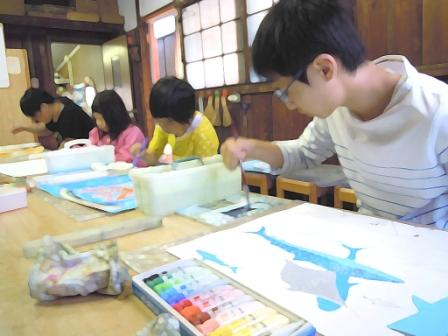 今日の教室2