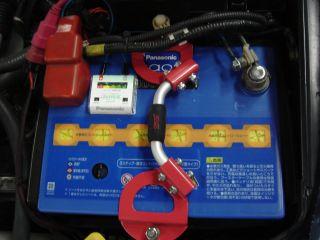 キッズガレージ スタッフ 三輪のブログ インプレッサにカオスバッテリー交換