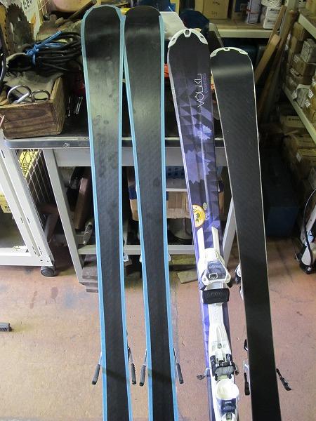 スキー道具2