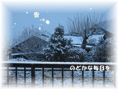 208 雪風景 ブログ